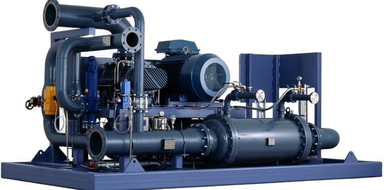 газодувка для вакуумных систем