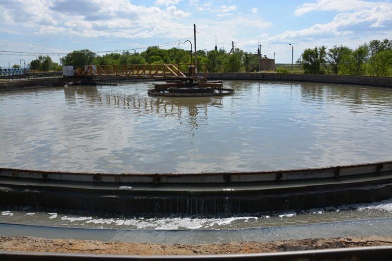 аэрация сточных вод