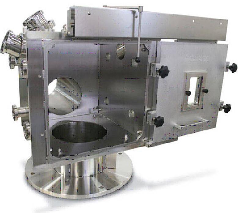 вакуумная камера для дегазации силикона