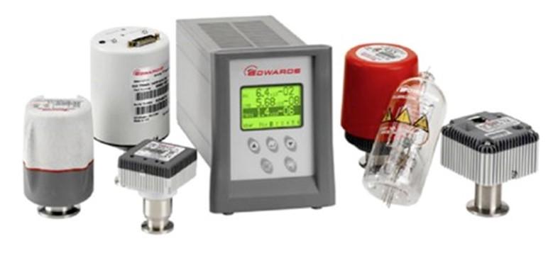 элементы и датчики вакуумных систем