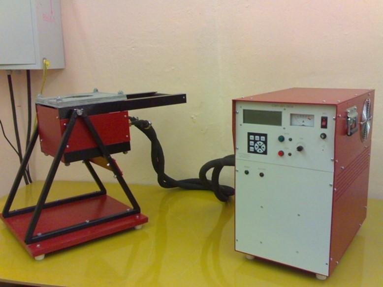 лабораторная индукционная печь
